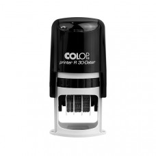 Colop Printer Redondo 30 mm (R30) (preto)