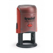 Trodat Printy Redondo 30mm (vermelho)