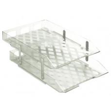 Caixa p/ correspondencia dupla movel cristal