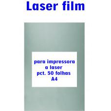 Laser Film para impressora laser A4 - Pc.50 folhas