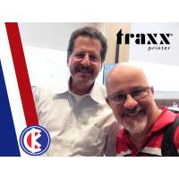 VISITA DO PARCEIRO TRAXX PRINTER