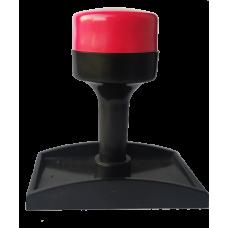 Carimbo manual padronizado  (lançamento)