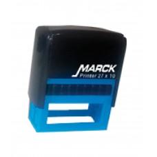 Carimbo Marck 27 x 10 mm preto (reciclado)