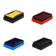Refil p/car. marck 47 x 18 mm (s/tinta, preto, azul ou vermelho)