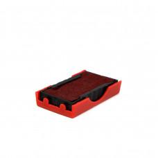 Refil p/carimbo marck 38 x 14 mm vermelho