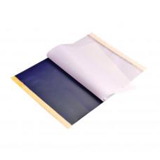 Papel Carbono A4 - 297x210 mm - cx. c/ 100 folhas - Azul
