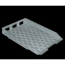 Caixa p/ correspondencia simples fume - modular