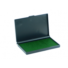 Almofada nº 3 - verde (105 x 65 mm)