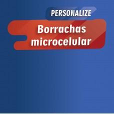 Borracha Microcelular