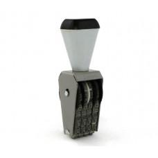 Numerador 5 mm com 04 fitas