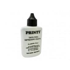 Tinta para impressão digital cor preta (40 ml)