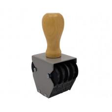Datador Duplo 5 mm c/ Fab. / Val.