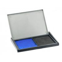 Almofada Bicolor - azul/preta  (80X70mm)
