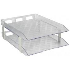 Caixa p/ correspondencia dupla fixa cristal
