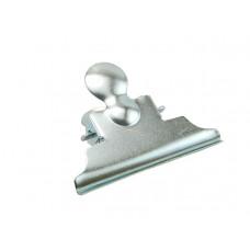 Prendedor p/papel 75 mm zincado