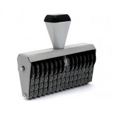Numerador 5 mm com 15 fitas