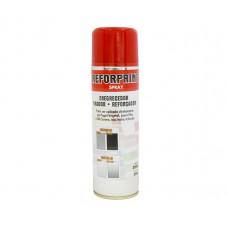 Enegrecedor para laser spray