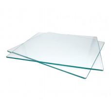 placa de vidro