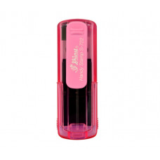 S-722 Handy Stamp 14x38mm rosa transparente