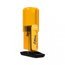 S-722 Handy Stamp 14x38mm citrine
