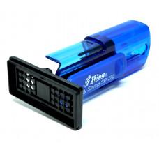 C.F Handy Stamp SP723 - 18x47mm azul