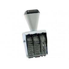 Datador Comum c/ tipo 5mm zincado